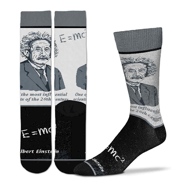 Historical Selfie - Albert Einstein LARGE